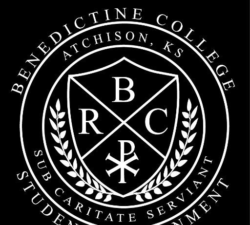 Benedictine College Student Government Association Logo